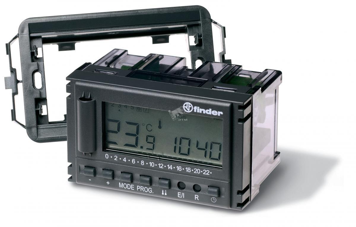 Каталог реле розетки таймеры реле времени  Finder relay